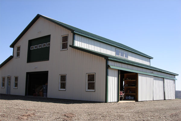Best Built Construction Oneonta | Pole Barns Gallery